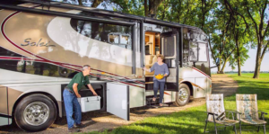 Four RV Cleaning Tips For The Whole Family That Go Beyond Wiping And Scrubbing