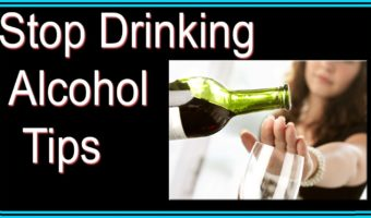 How Do I Stop Drinking Naturally On My Own?
