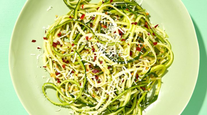 Why Zucchini Noodles Are So Popular
