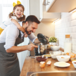 Easy, Healthy and Tasty Recipes for Busy Dads Who Love to Cook