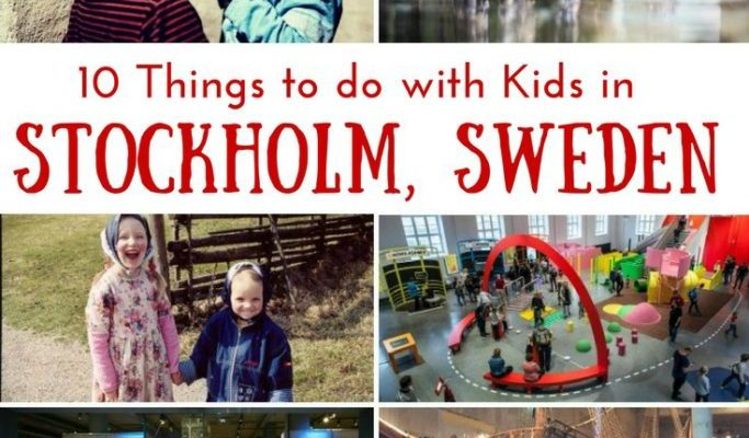 Four Family Events To Experience In Sweden