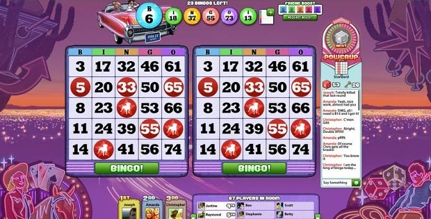 Why Online Bingo is a Social Game