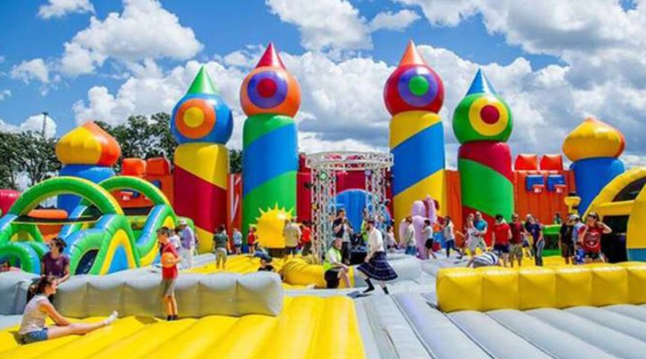 Why Bounce Houses are Among the Best Items to Rent for a Party