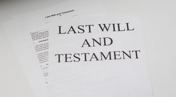 Top 5 Myths About Making a Will